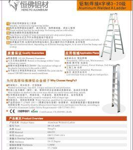 Aluminium Ladder Ladder Profile Aluminum Profile pictures & photos