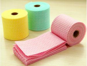 OEM Colorful Design Cotton Pad pictures & photos