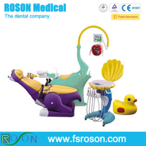 colorful Good Quality Dental Unit Special for Kids Use pictures & photos