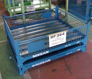 Warehouse Metal Wire Mesh Cage pictures & photos