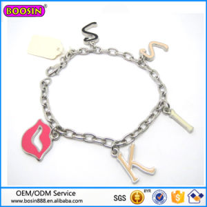 Over 13 Years Experiences Factory High Quality Clips Pendant Bracelets#3846 pictures & photos