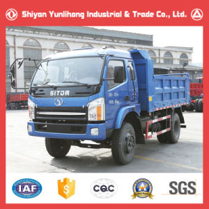 4X2 Small Cheap 10 Ton Light Tipper Truck pictures & photos