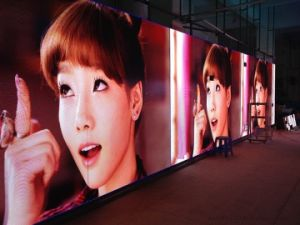 Outdoor Scrolling Advertising LED Sign pictures & photos