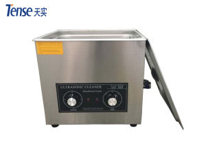 22L Ultrasonic Cleaning Machine for Coins, Jewerys and Neckless (TSX-360T) pictures & photos