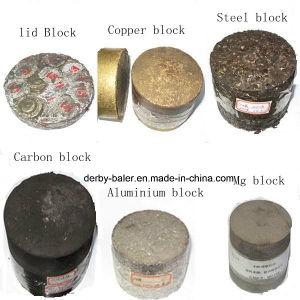 Scrap Metal Briquetting Press Machine-- (SBJ-150A) pictures & photos