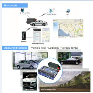 Car Vehicle GPS GSM GPRS Tracker Tk103b pictures & photos