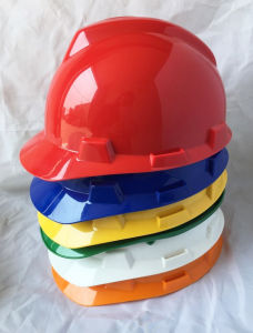 Ce En397 ABS Industrial Safety Helmet Hard Hat pictures & photos