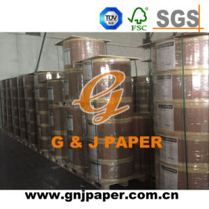 High Quality Thermal Paper in Large Roll for Supermarket Cashing pictures & photos