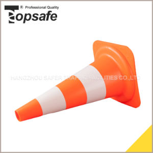 50cm PE Traffic Cone with RoHS Certification (S-1207) pictures & photos