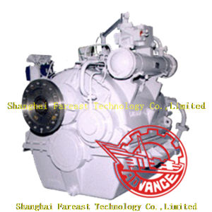 Hangzhou Advance and Fada Gwk Series Marine Reduction Transmisision Gearbox pictures & photos