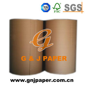 Standard Size Roll Packing Newsprint Paper for Wholesale pictures & photos
