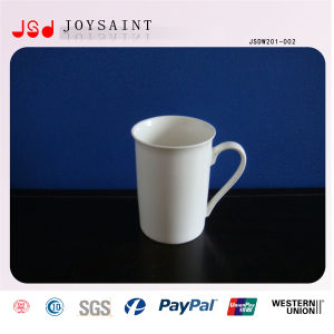Big Custom Ec-Friendly Porcelain Milk Cup Ceramic Mugs pictures & photos