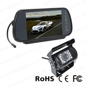 7inch Mirror Backup Camera Monitor System LCD TFT Mirror Monitor pictures & photos
