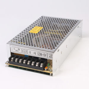 5V 12V -5V 120W LED Driver Triple Output Switching Power Supply pictures & photos