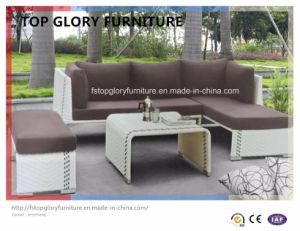Plastic Garden Sofa, Leisure Sofa, Patio Sofa for Outdoor (TG-061) pictures & photos