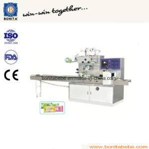 High Quality Bnt-dB500 Fully Automatic Wet Wipes Packing Machine