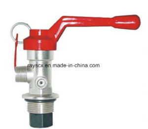 ABC Wheeled Powder Extinguisher Valve pictures & photos