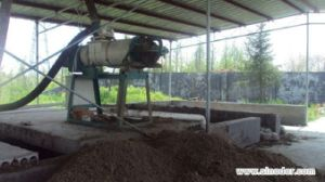 Cow Dung Dehydrator Chicken Manure Dehydrator Cow Dung Dewatering Machine pictures & photos