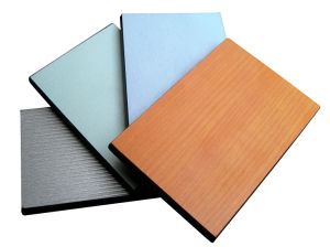 Factory Outlet Decorative HPL Sheets 0.5-1mm Laminate pictures & photos