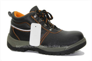 Low Heel Smash-Proof Puncture-Proof Labor Shoes Safety Shoes pictures & photos
