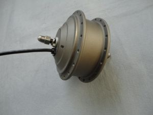 36V 500W Electric Bicycle Wheel Brushless Hub Front Motor pictures & photos