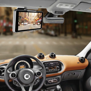 4G Andorid Car Pad Bluetooth GPS Function Dual Len Camera Recorder for Sale pictures & photos