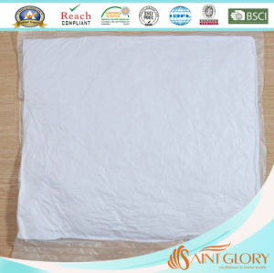 Home Hotel Breathable Durable Hollow Siliconized Fiber Polyester Pillow Cushion Inner pictures & photos