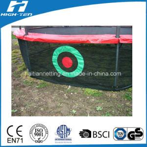 Target Net Game Below Trampoline pictures & photos