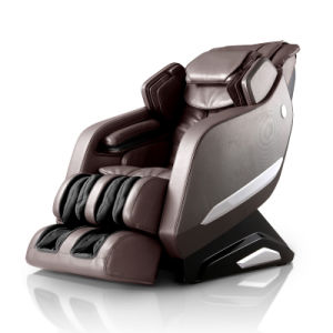 L Shape Mechanism Super Deluxe Home Use Massage Chair pictures & photos