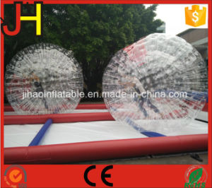 PVC Material Inflatable Human Sized Hamster Zorb Ball for Bowling pictures & photos