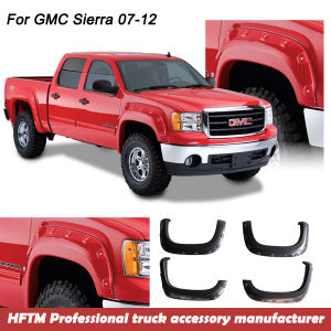 New Car Accessories Pocket Style Fender Falre for Gmc Sierra 07-12 pictures & photos