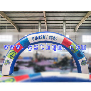 Inflatable Arch Advertising Product for Promotion Activity/Outdoor PVC Inflatable Arch pictures & photos