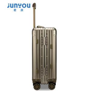 Factory Wholesale Beautiful Design Fashion 20′′ Aluminum Frame Travel Luggage pictures & photos