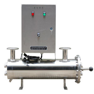 Automatic Wiping UV Disinfection Waste Water Treatment pictures & photos
