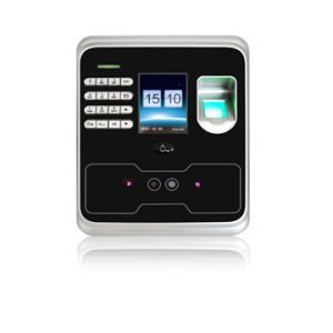 Multi Biometric Face Recognition Access Control System with Fingerprint Scanner pictures & photos