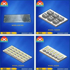 Aluminum Profiles Heat Sink for Charging Generator pictures & photos