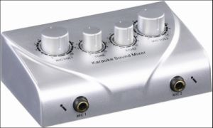 HD-N2 Karaoke Mixer High Quality Karaoke Echo Mixer --Sing a Song on PC Nb Laptop pictures & photos