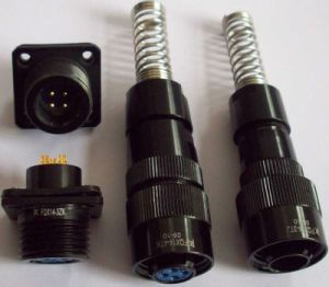 IP68 Protection Water Tight Circular Connectors pictures & photos