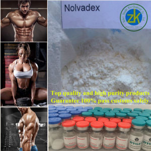 Pharmaceutical Chemicals Material Nolvadex Tamoxifen Citrate Raw Powder Drugs pictures & photos