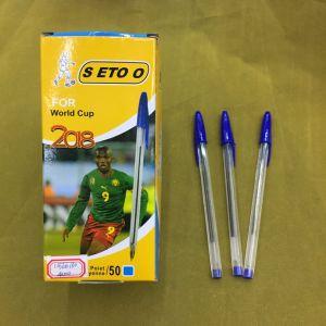 Stick Ball Point Pen 50PCS/Box pictures & photos