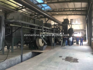Xianglin Granular (powder) Red Lead Line /Lead Oxide Making Machine/Lead Oxide Equipment/Lead Oxide Production Line pictures & photos