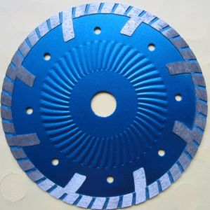"7"" Wet Diamond Saw Blade, Segmented Rim Type pictures & photos"