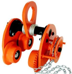 Ce Authorized Plain Hoist Beam Trolley with Good Price pictures & photos