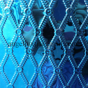 Embossed+Mirror Finish 4X8 Stainless Steel Decorative Sheet for Wall Panels pictures & photos