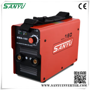MMA-160IGBT Inverter Portable MMA Welder pictures & photos