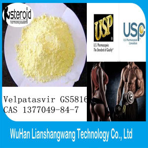 USP High Purity Powder Sarms Velpatasvir 1377049-84-7 GS5816 for Bodybuilding pictures & photos