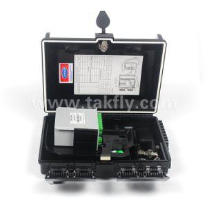 16 Ports Fiber Optic Termination Box/PLC Splitter Box pictures & photos