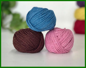 Colorful Dyed Jute Fiber Twine for Woven pictures & photos