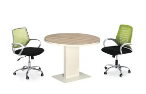 Simple Design Metal Frame Conference Table pictures & photos
