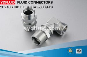 Advanced Production Equipment Bsp Adapter Hydraulic Connector Fitting pictures & photos